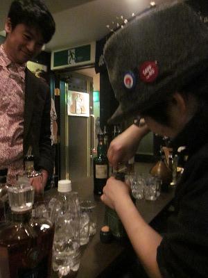 北海道産酒バーかま田 浅井拓樹の『サタデーナイトハイボーラー Vol 1』!