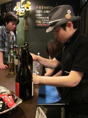 浅井拓樹のサタデーナイトハイボーラーin 北海道産酒BAR かま田